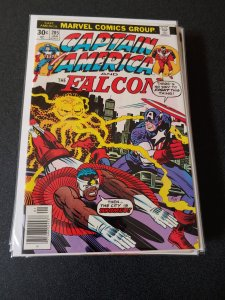 Captain America #205 (1977)