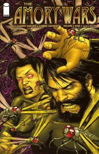 Amory Wars II #3, NM + (Stock photo)