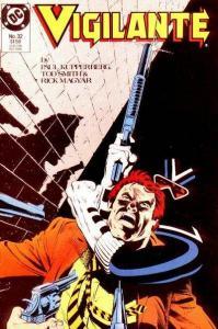 Vigilante (1983 series) #32, NM- (Stock photo)