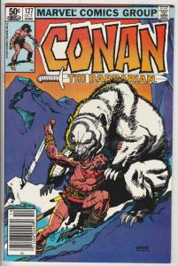 Conan the Barbarian #127 (Oct-81) NM High-Grade Conan the Barbarian