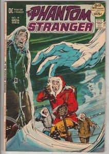 Phantom Stranger, The #19 (Jun-72) NM- High-Grade The Phantom Stranger