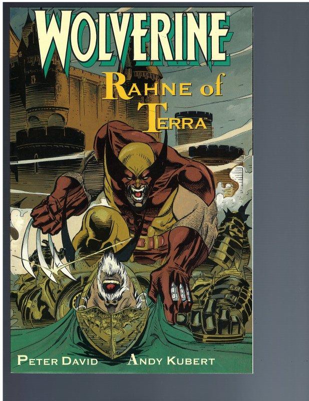 Wolverine: Rahne of Terra #1 (1991)