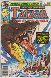 Tarzan #18