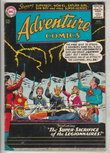 Adventure Comics #312 (Sep-63) FN Mid-Grade Legion of Super-Heroes (Superboy,...