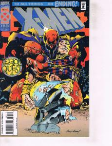 Lot Of 2 Marvel Comic Books X-Men #41 and X-Calibere #2 ON6