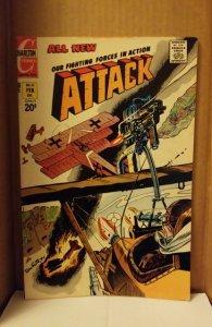 Attack #10 (1973)
