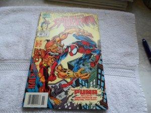 1994 MARVEL COMICS THE AMAZING SPIDERMAN # 395