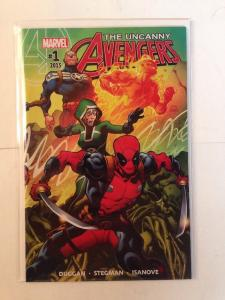 Uncanny Avengers 1 Near Mint 2015