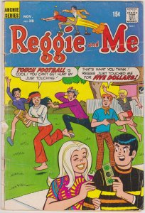 Reggie and Me #38 (1969)