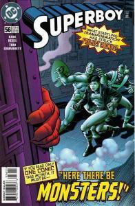 SUPERBOY (1993 DC) #56 NM- a95284