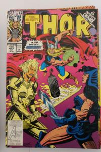 The Mighty Thor 463 NM