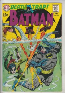 Batman #207 (Dec-68) FN/VF+ High-Grade Batman
