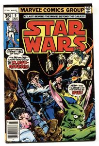 STAR WARS #9-1978- HAN SOLO issue  NM- comic book
