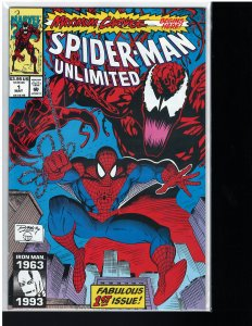 Spider-Man Unlimited #1 (Marvel, 1993) NM