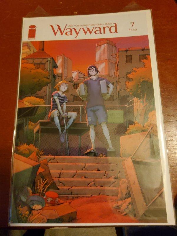 Wayward #7 (2015)