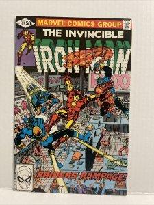 Iron Man #145
