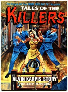 Tales Of The Killers #11 1970-2nd issue Wild ELECTRIC CHAIR cover-Karpis
