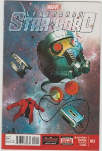 Legendary Star-Lord #12 NM 9.2 High Grade Lower Print Last Issue of Series!!