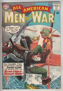 All-American Men of War #102 (Apr-64) VF/NM High-Grade Johnny Cloud