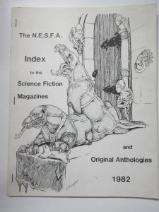 The NESFA Index to the Science Fiction Magazines and Original Anthologies 1982