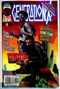 Generation X #20 (1996)