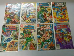 All Star Squadron comic lot 52 different issues 6.0 FN (1981-87)
