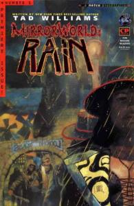 Mirrorworld: Rain #1 VF/NM; Big | save on shipping - details inside
