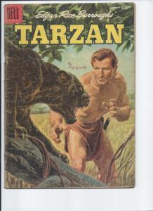 Tarzan Vol.1 #77 - Silver Age - (GD/VG) Feb.. 1956