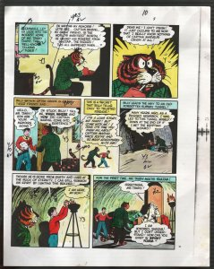 Hand Painted Color Guide-Capt Marvel-Shazam-C35-1975-DC-page 10-Batson-VG