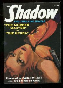THE SHADOW #4-PULP REPRINTS-MURDER MASTER-HYDRA--PULP NM