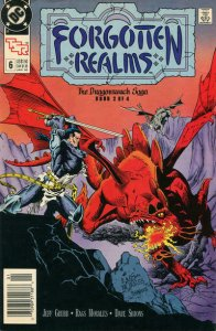 Forgotten Realms (DC) #6 (Newsstand) FN; DC | save on shipping - details inside