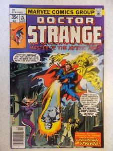 DOCTOR STRANGE # 27