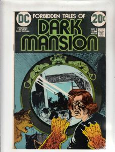 Forbidden Tales of Dark Mansion #8 (Dec-72) NM- High-Grade