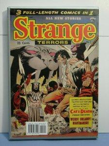 Pre-Code Classics STRANGE TERRORS Vol 2 Hardcover In Slip-Case PS Artbooks RARE