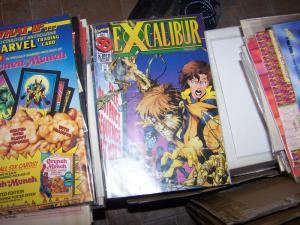 Excalibur # 87  JULY 1994  Marvel  x men DOUGLOCK NEW MUTANTS KITTY PHOENIX