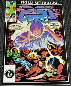 Psi-Force #11 (1987)