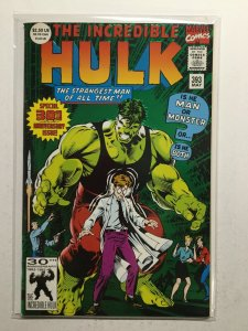 Incredible Hulk 393 Special 30th Anniversary Issue Near Mint Nm Marvel