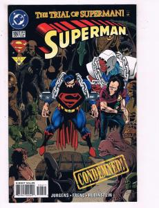 Superman #106 VF DC Comics Comic Book Jurgens DE19