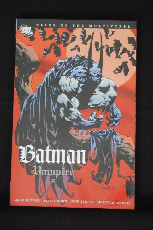Batman Vampire, kelly Jones
