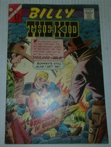 Billy The Kid # 54 March 1966 Charlton Comics
