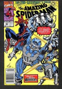 The Amazing Spider-Man #351 (1991)
