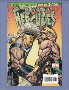 Incredible Hercules #113 NM- Marvel 2008