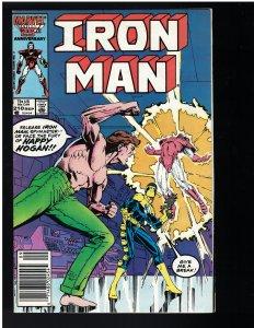 Iron Man #210 (1986)