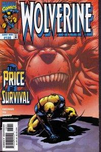 Wolverine #130 VF/NM; Marvel | save on shipping - details inside