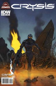 Crysis #2A VF/NM; IDW   save on shipping - details inside