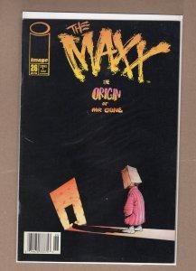 The Maxx #26 (1996)