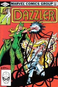 Dazzler #16, NM- (Stock photo)