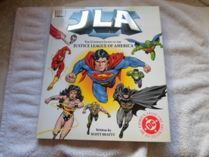 O2 DC COMICS JLA THE ULTIMATE GUIDE TO THE JUSTIC LEAGUE OF AMERICA