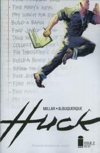 Huck #2A VF/NM; Image | save on shipping - details inside