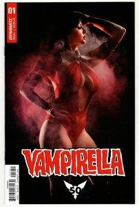 Vampirella #1 Cvr E Cosplay (Dynamite, 2019) NM